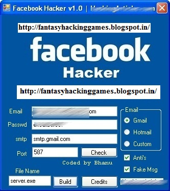 facebook hacker software free download for pc